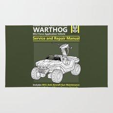 Warthog Service and Repair Manual Rug