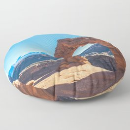 Delicate Arch Floor Pillow