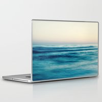 blues Laptop & iPad Skins featuring blues by Bonnie Jakobsen-Martin