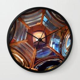 Inside the Light Diffuser Wall Clock