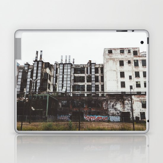 Factory Town Laptop & iPad Skin
