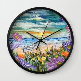 Returning Harmony Wall Clock