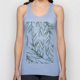 Autumn Walk Unisex Tank Top