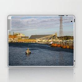 Ready to sail Laptop & iPad Skin