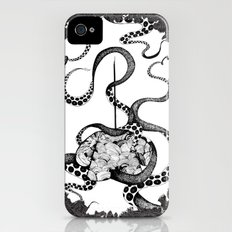 Octopus Munny Poster Slim Case iPhone (4, 4s)