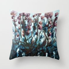 day and night detail Throw Pillow