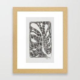 11-15-07 Framed Art Print
