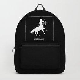 Sagittarius ~ Arcitenens ~ Zodiac series Backpack