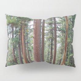 Ponderosa Pine Forest Pillow Sham