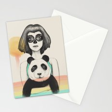 Fostered Existence (Death and Life) Stationery Cards