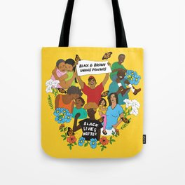 Diversity is Resistance Tote Bag