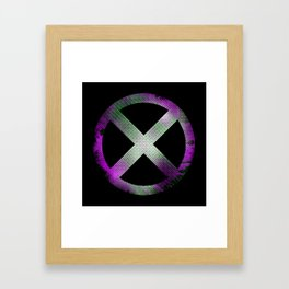 X-Men Framed Art Print