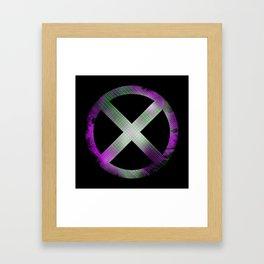 X-Men Framed Art Print