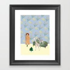 livingroom Framed Art Print