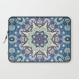 winter  Mandala Laptop Sleeve