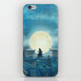 Rooftoppers iPhone Skin