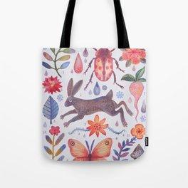 Et coloris natura V Tote Bag