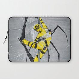 Poletober - Spider Laptop Sleeve