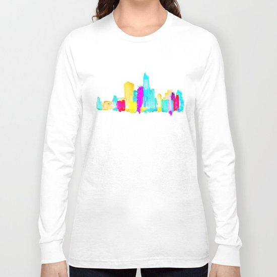 Colour City Long Sleeve T-shirt