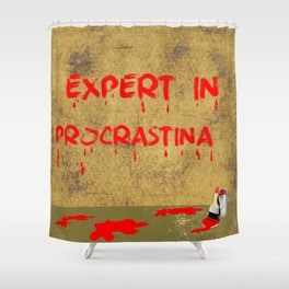 Expert in Pro... Shower Curtain