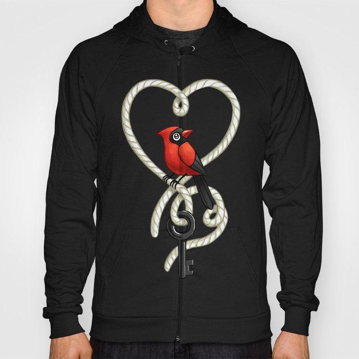 Love Bird Hoody