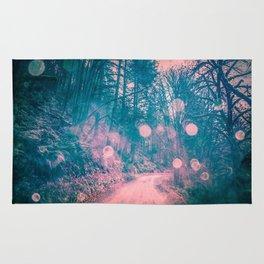 Pink Magical Path Rug