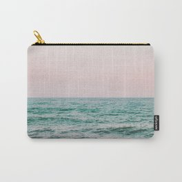blush ocean Carry-All Pouch