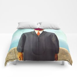 The Dwight Office Short Sleeve T-Shirt Comforters