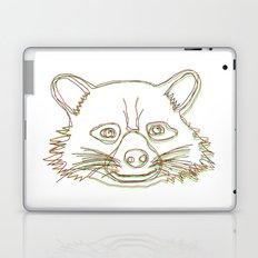 ʀᴏᴄᴋᴇᴛ ʀᴀᴄᴄᴏᴏɴ 3D Style Laptop & iPad Skin