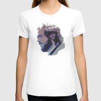 stanley kubrick T-shirts featuring Kubrick by Davidjonesart