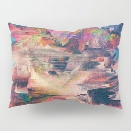 Glitch like that Pillow Sham