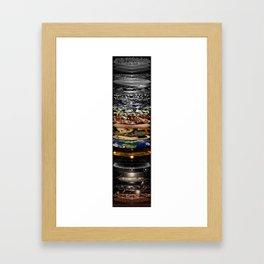 Universal Magnification (version with no text) Framed Art Print