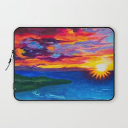 Somewhere Star Laptop Sleeve