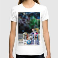graffiti T-shirts featuring Graffiti by CLiPiCs