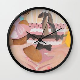 Lolita Wall Clock