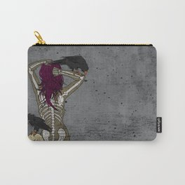Lady Bones 3 Carry-All Pouch