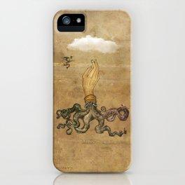 Meduza Gorgona iPhone Case