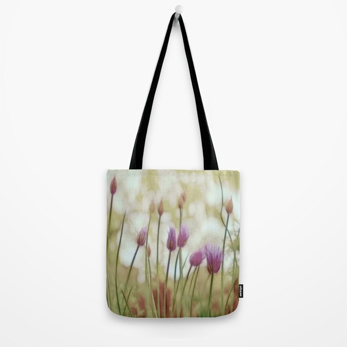 Garden Dance Tote Bag