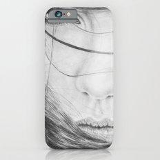 Windswept Beauty iPhone 6s Slim Case