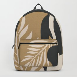 Tropical Girl 12 Backpack