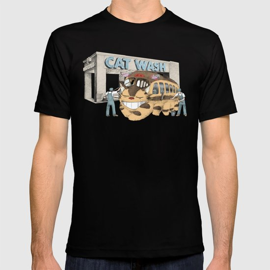 Cat Wash T-shirt