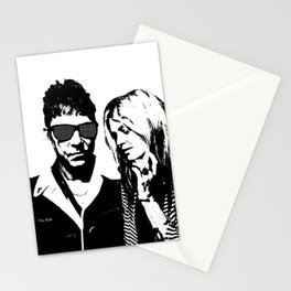 the_Kills - Black and White Stationery Cards