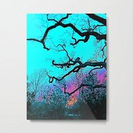 Oaks 4 Metal Print