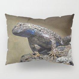 Who You Calling Reptilian? Pillow Sham
