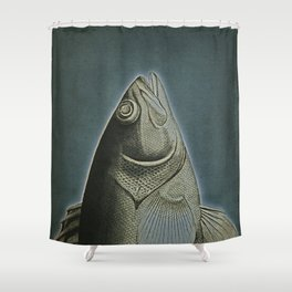 Piscibus 5 Shower Curtain