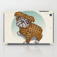 puppy iPad Cases featuring PUPPY by evafialka