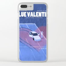 Blue Valentine Movie Poster Clear iPhone Case