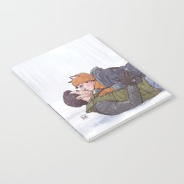 Winter Smooches Notebook