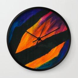 the battle.  Wall Clock