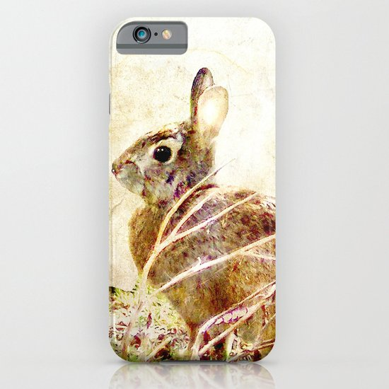 Spring Bunny iPhone & iPod Case